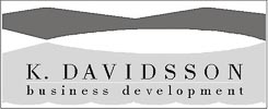 Davidsson.is Logo
